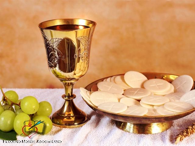 Solenidade do Corpo e Sangue de Cristo - Carmelo Cristo Redentor
